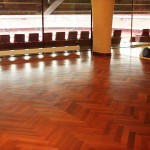 Commercial flooring at Arsenal Emirates Stadium