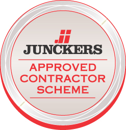 Junckers Approved Contract Scheme logo
