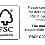 We are now FSC® Registered!
