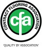 Contract Flooring Association logo